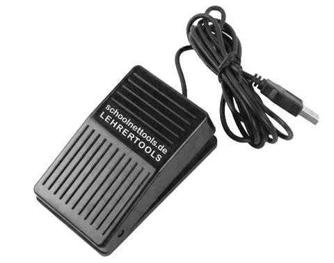 USB-Fußtaster